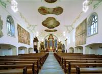 Костел в Госсау Швейцария (Kościół w Gossau Szwajcaria)