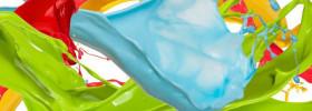 Какие виды красок используются для фасадных работ?